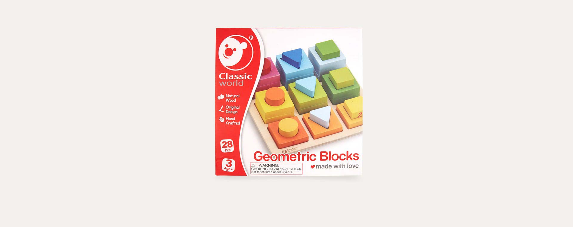 Multi Classic World Geometric Puzzle