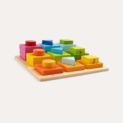 Multi Classic World Geometric Puzzle