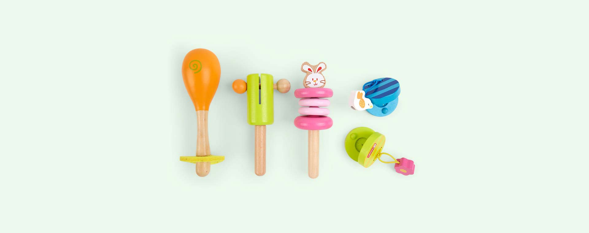 Multi Classic World Baby Music Set