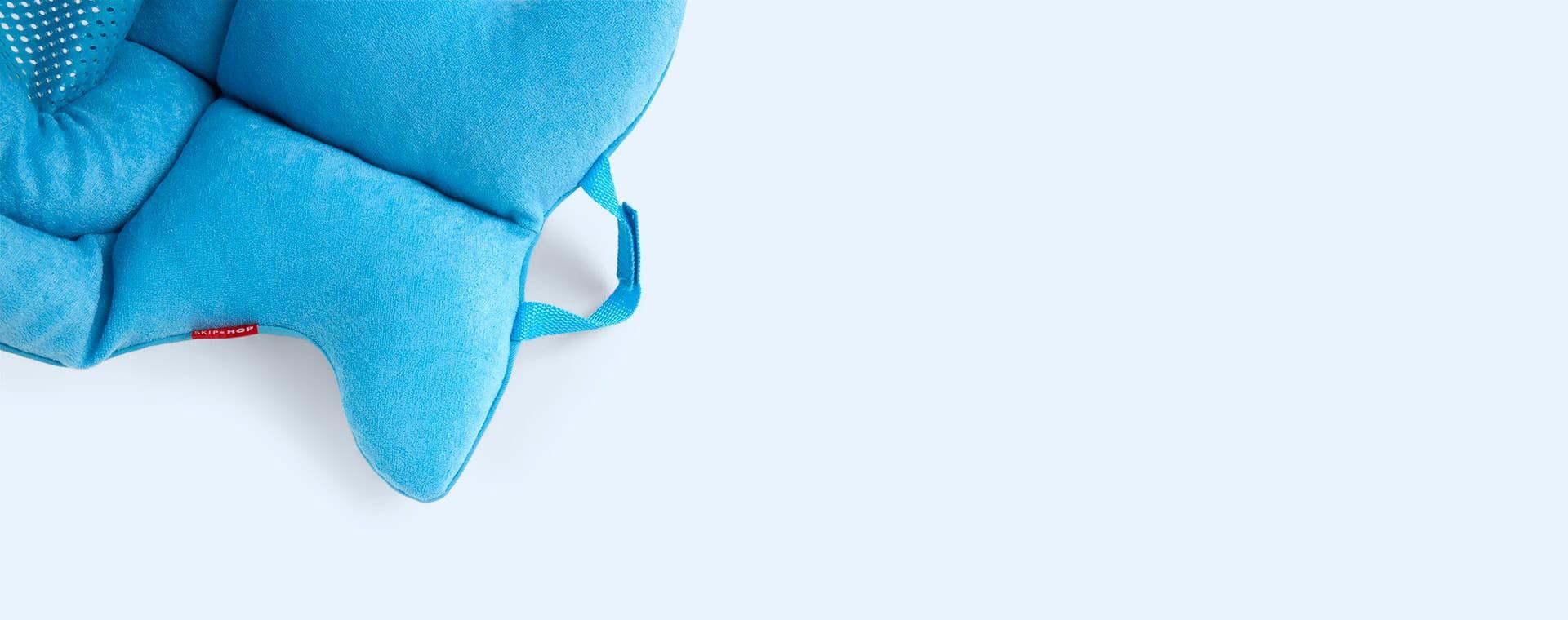 Blue Skip Hop Moby Softspot Sink Bather