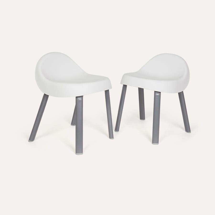 White Skip Hop Activity Stage Chairs - 2 Pack