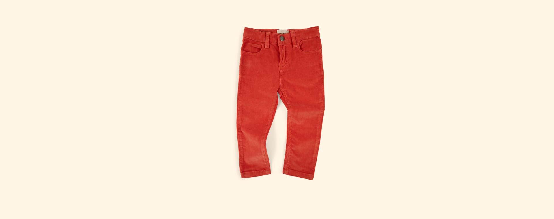 Pumpkin Arsene Et Les Pipelettes Cord Trousers
