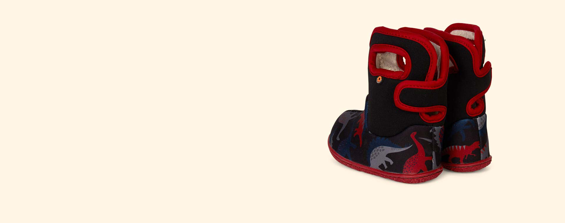 Dino Bogs Classic Baby Wellies
