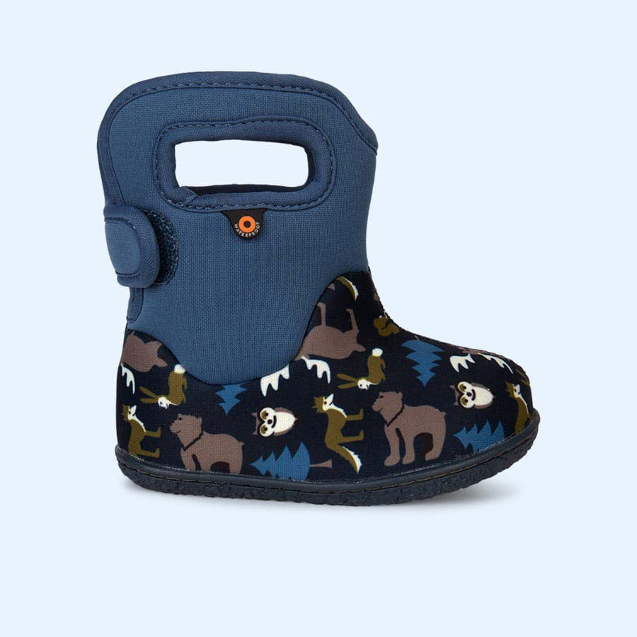 Woodland Bogs Classic Baby Wellies