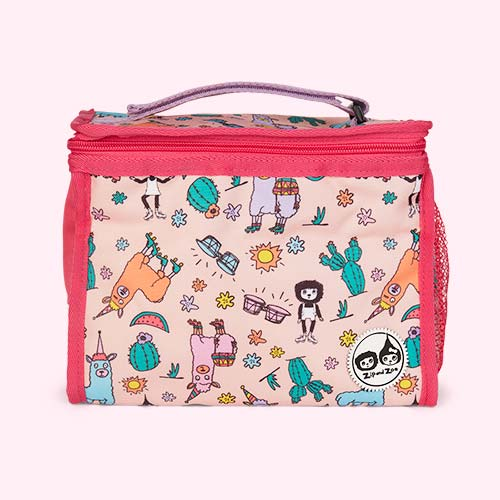 Llama Babymel Zip & Zoe Zipped Lunchie