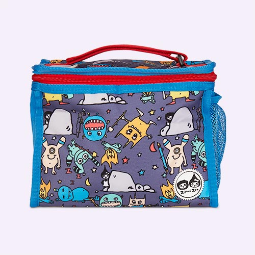Monster Babymel Zip & Zoe Zipped Lunchie