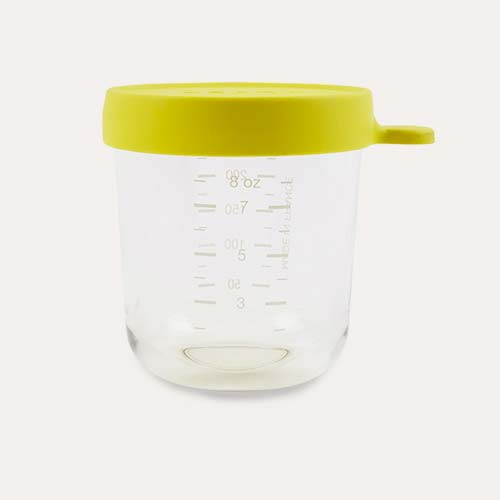 250ml Portions Beaba Glass Weaning Portion Bowls