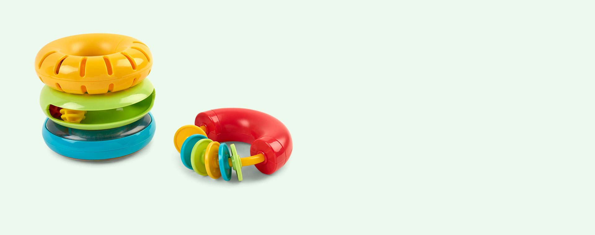 Multi Halilit Musical Rings