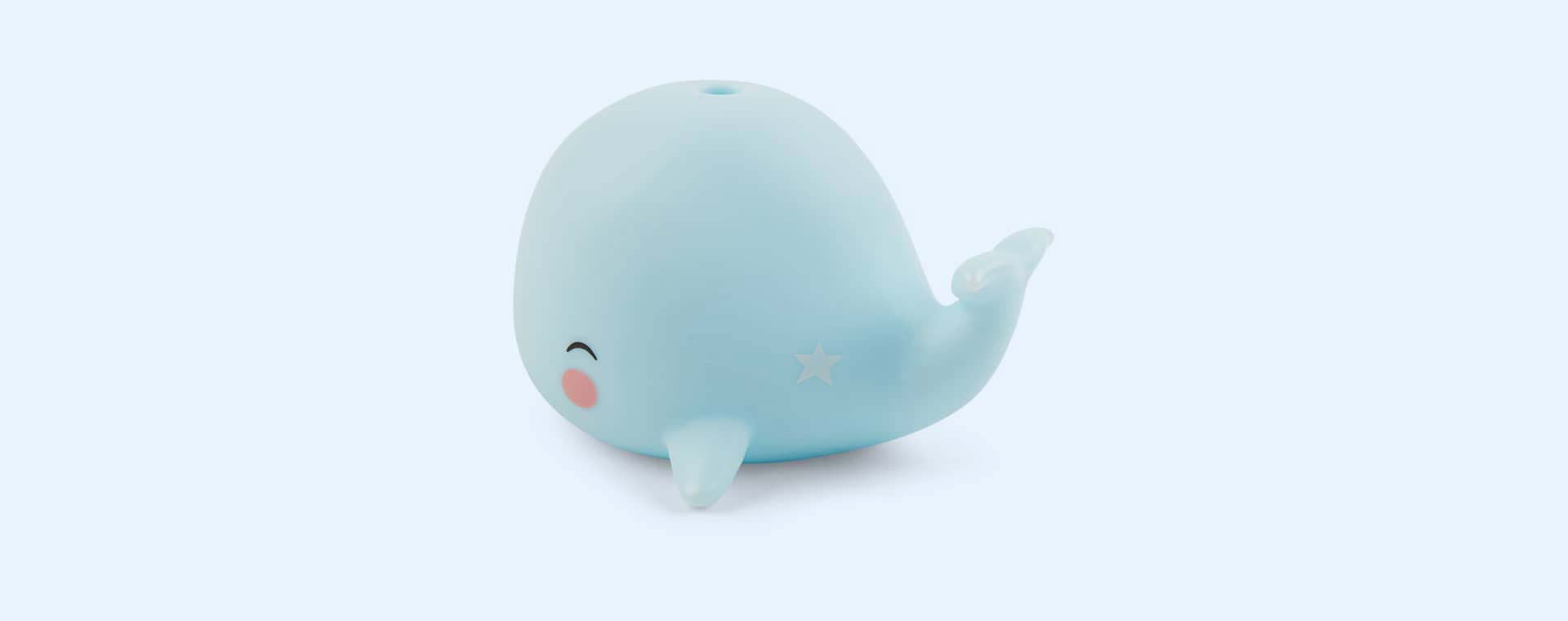 Whale A Little Lovely Company Whale Bath Toy