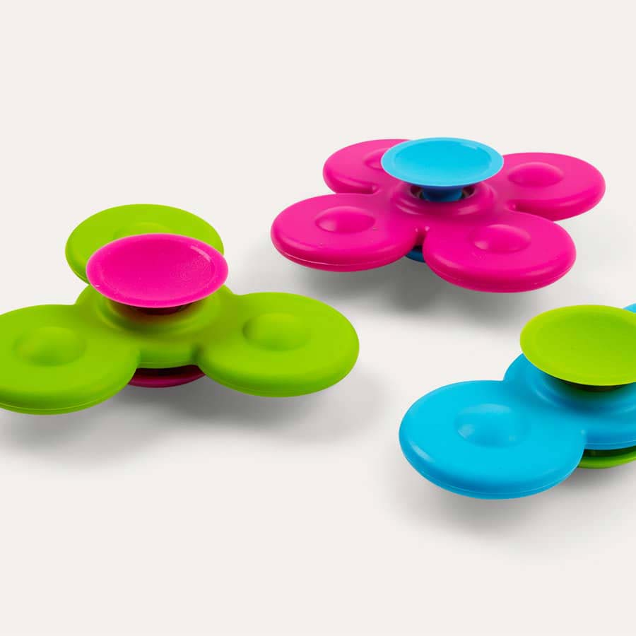 Multi Fat Brain Toys Whirly Squigz