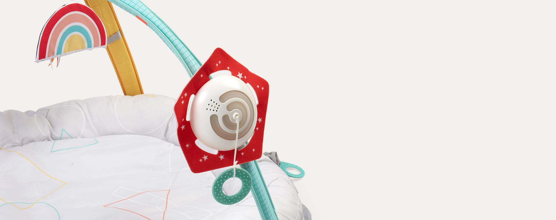 Multi taf toys Musical Newborn Nest And Gym