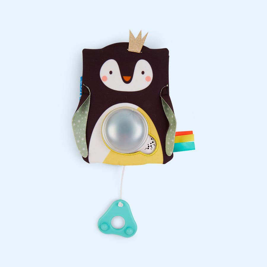 Neutral taf toys Prince The Penguin Baby Soother