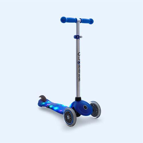 Navy Blue Globber Globber Primo Starlight Scooter