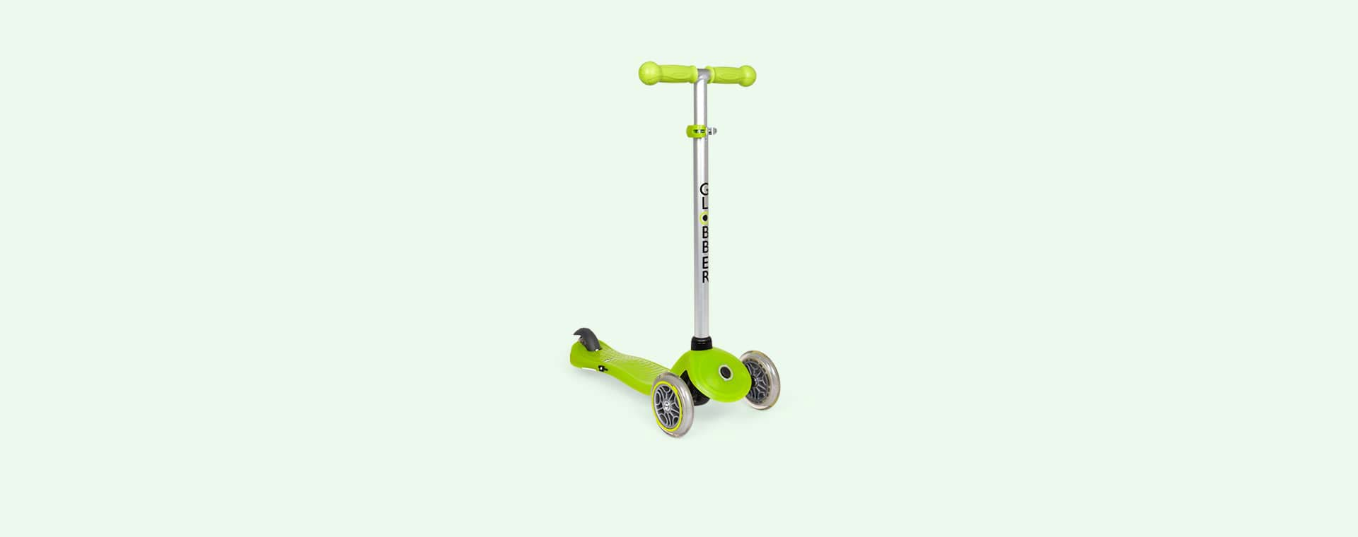 Lime Green Globber Globber Primo Starlight Scooter