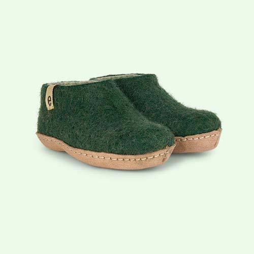 Green Egos Copenhagen Slipper Shoe