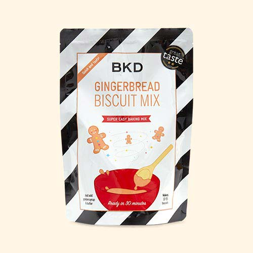 Multi BKD Gingerbread Biscuit Mix Pouch