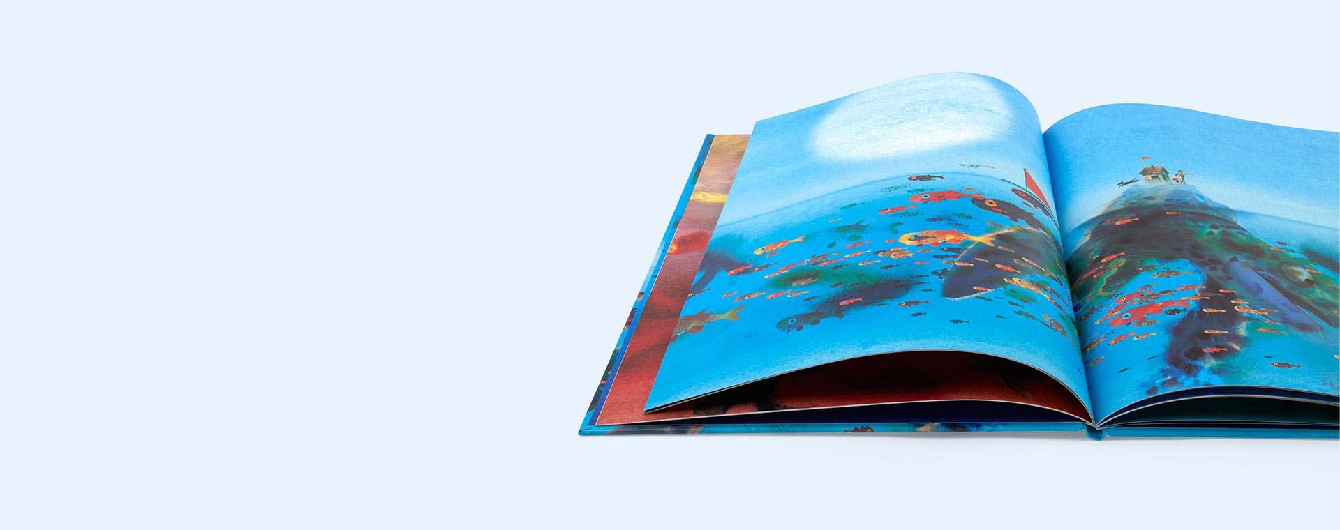 Blue Thames and Hudson Island