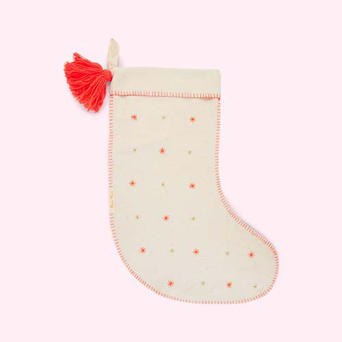 Stars Meri Meri Felt Stocking
