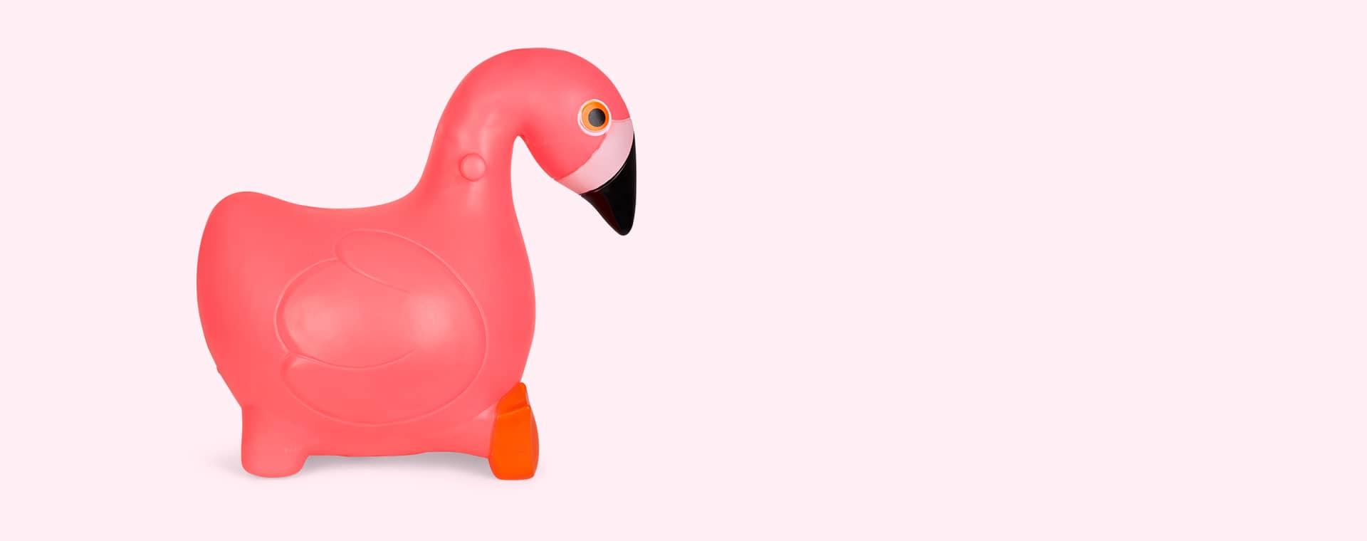 Pink Sunnylife Flamingo Hopper