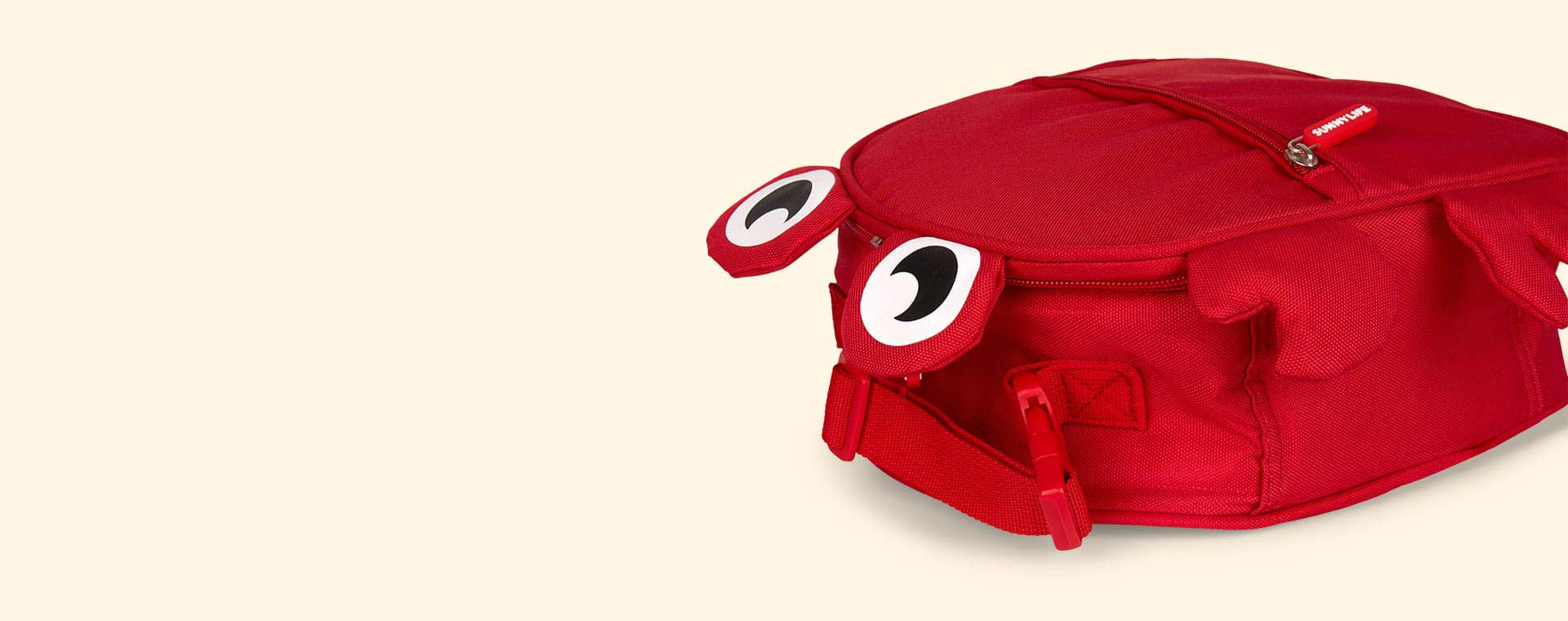 Crabby Sunnylife Kids Lunch Bag