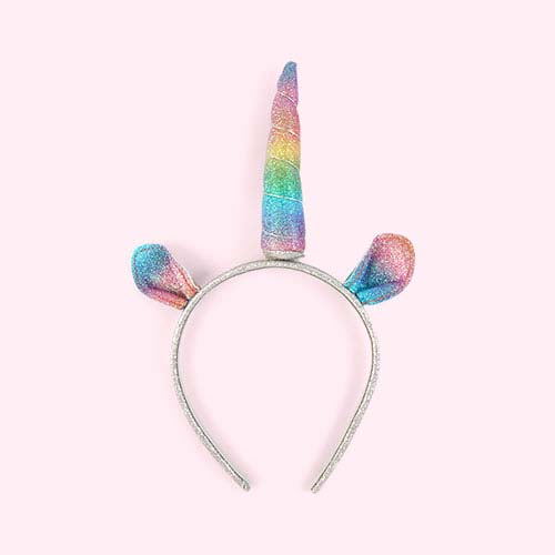 Rainbow Sunnylife Dress Up Unicorn Hairband