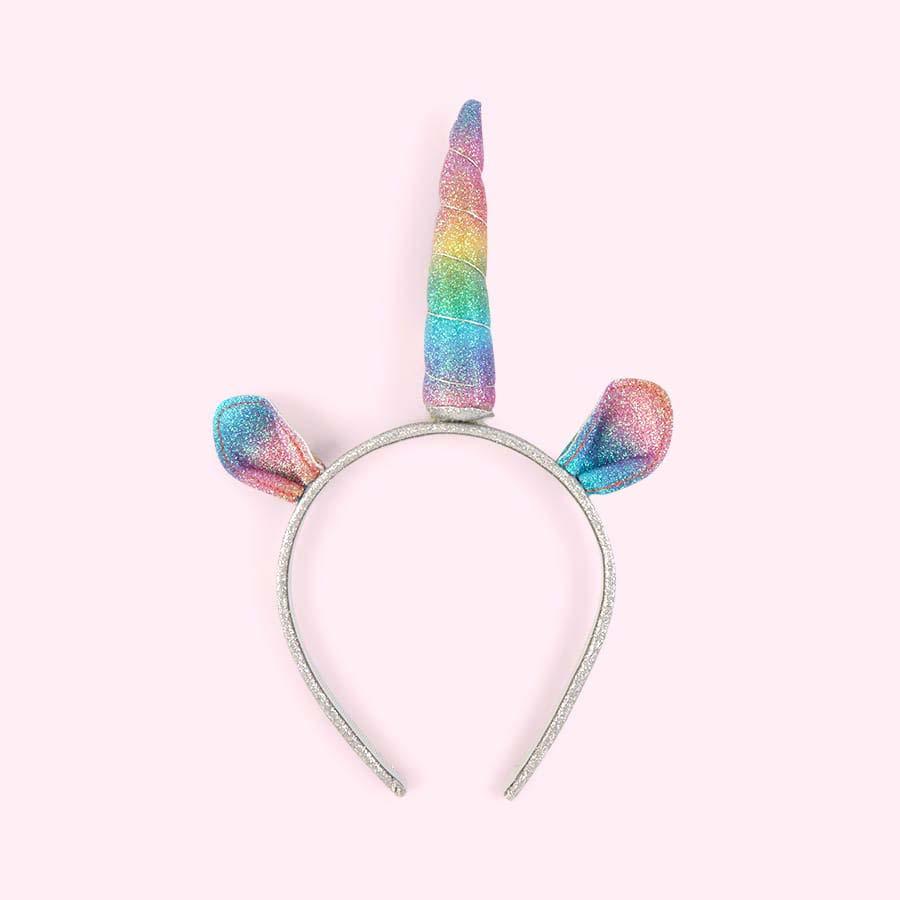 Rainbow Sunnylife Dress Up Unicorn Hairband