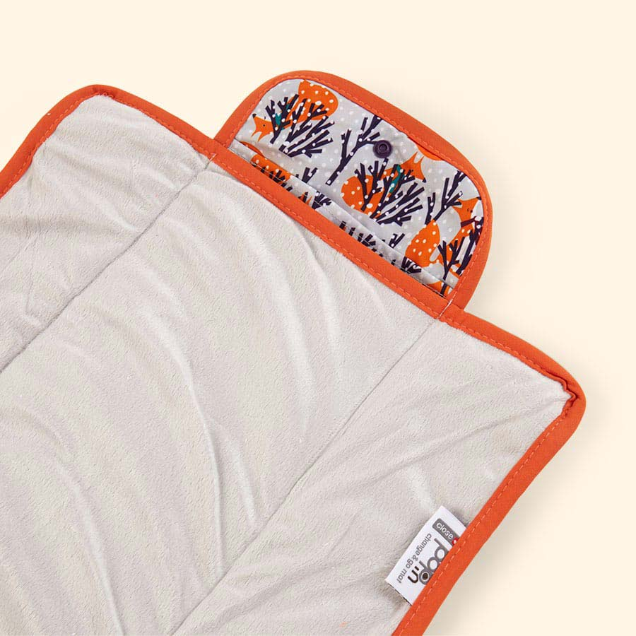 Fox Close Pop-In Change And Go Mat