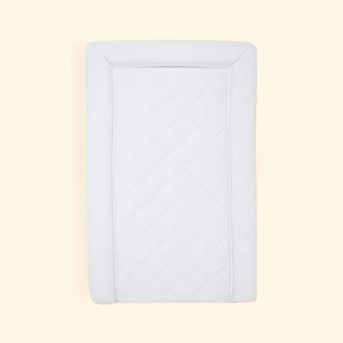 White East Coast Nursery Quilted Changing Mat
