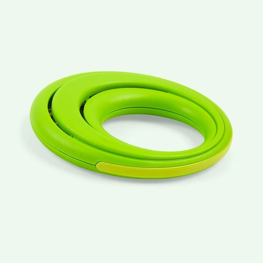 Green Halilit Tropical Tambourine