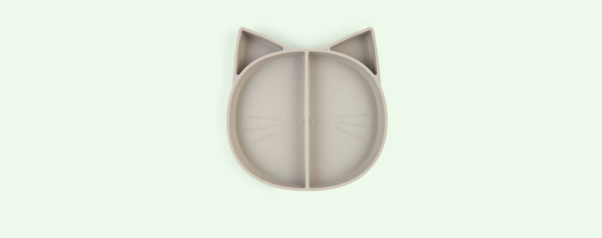 Cat Dumbo Grey Liewood Maddox Multi Silicone Plate