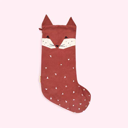 Fabelab Christmas Animal Stocking Friendly Fox