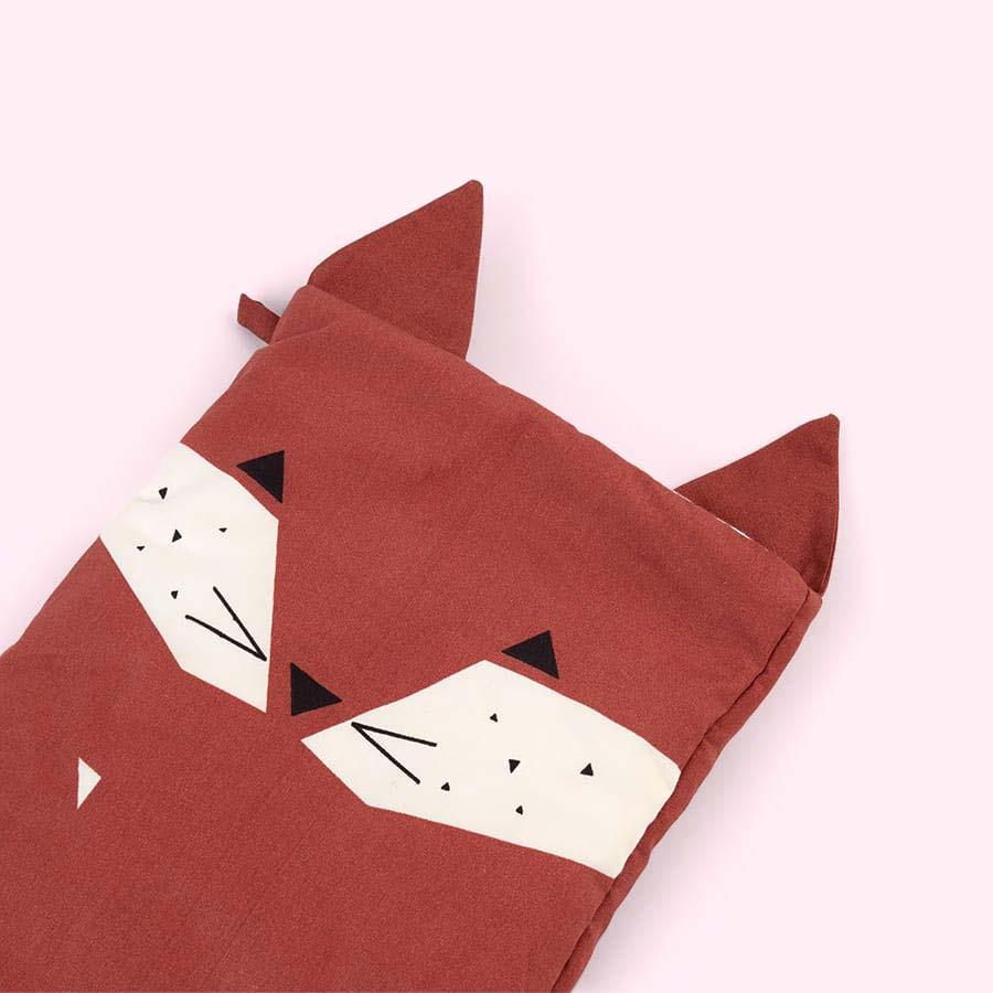 Red Fabelab Christmas Animal Stocking Friendly Fox