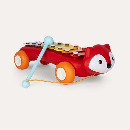 Red Skip Hop Fox Xylophone