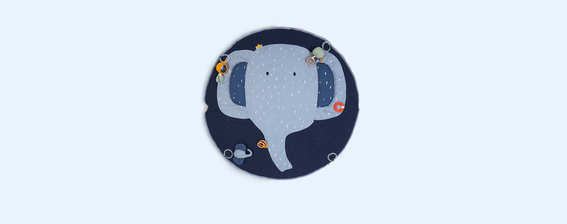 Elephant Trixie Playmat with Arches
