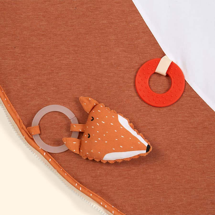 Fox Trixie Playmat with Arches