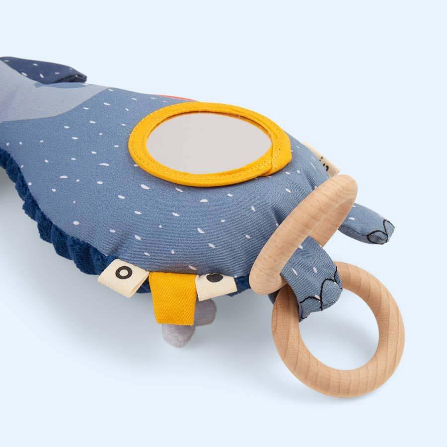 Elephant Trixie Activity Toy