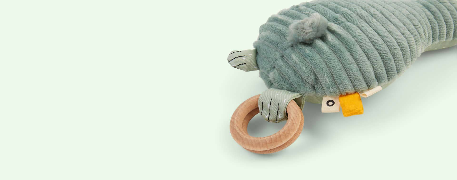 Polar Bear Trixie Activity Toy