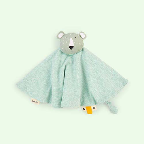 Polar Bear Trixie Comforter