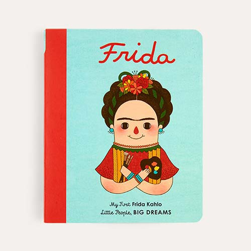 Green bookspeed Little People, Big Dreams: Frida Board Book