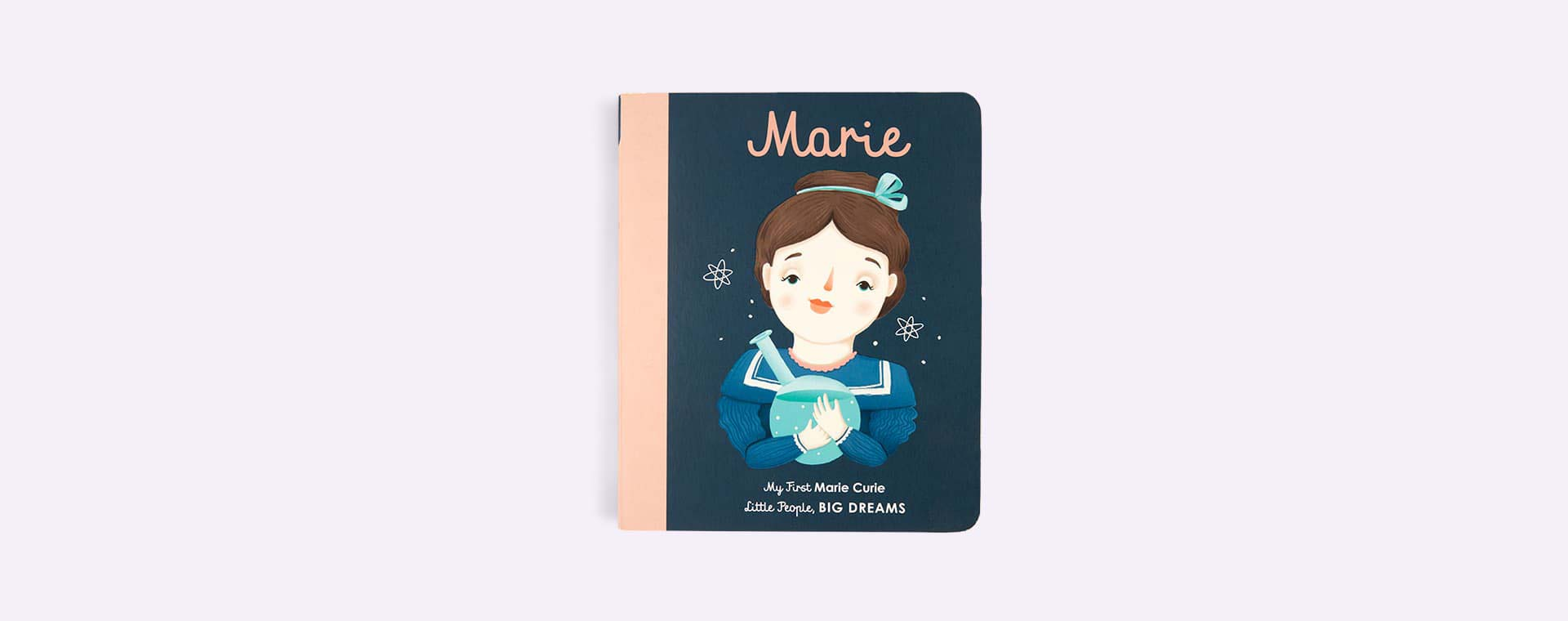 Blue bookspeed Little People, Big Dreams: Marie Board Book
