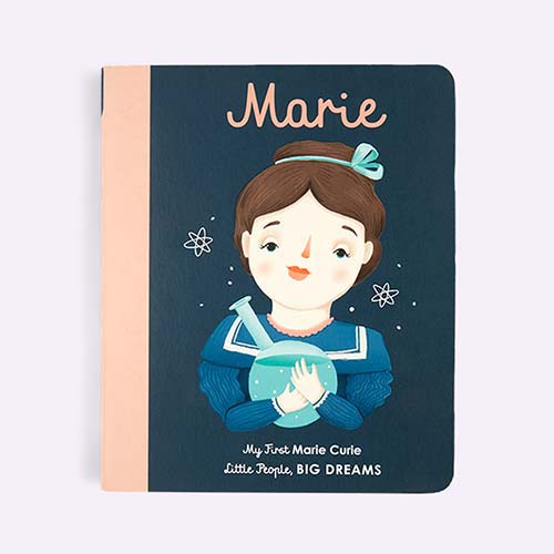 Blue bookspeed Little People, Big Dreams: Marie