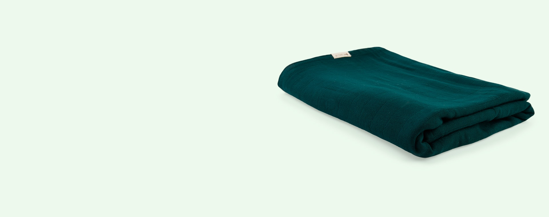 Evergreen Fabelab Swaddle