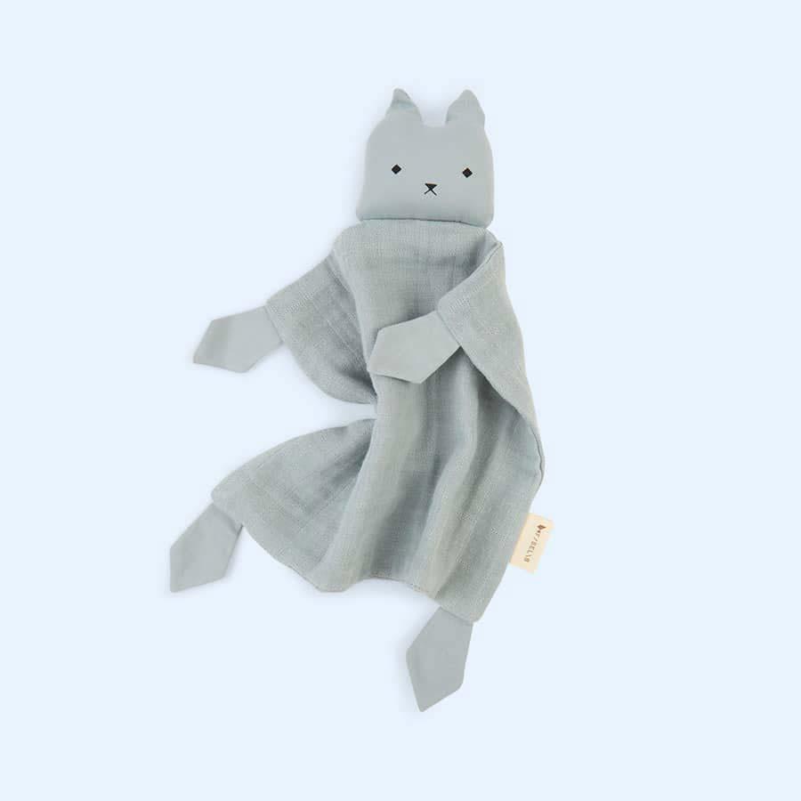 Foggy Blue - Cat Fabelab Animal Cuddle
