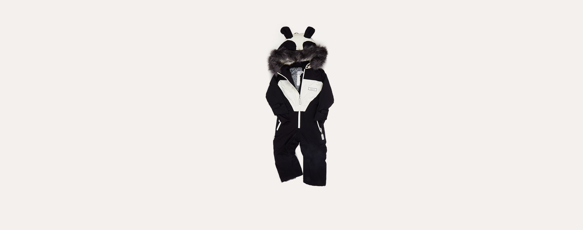 Patch dinoski Winter Suit