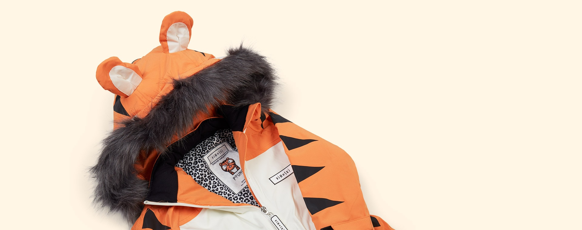 Pounce dinoski Winter Suit