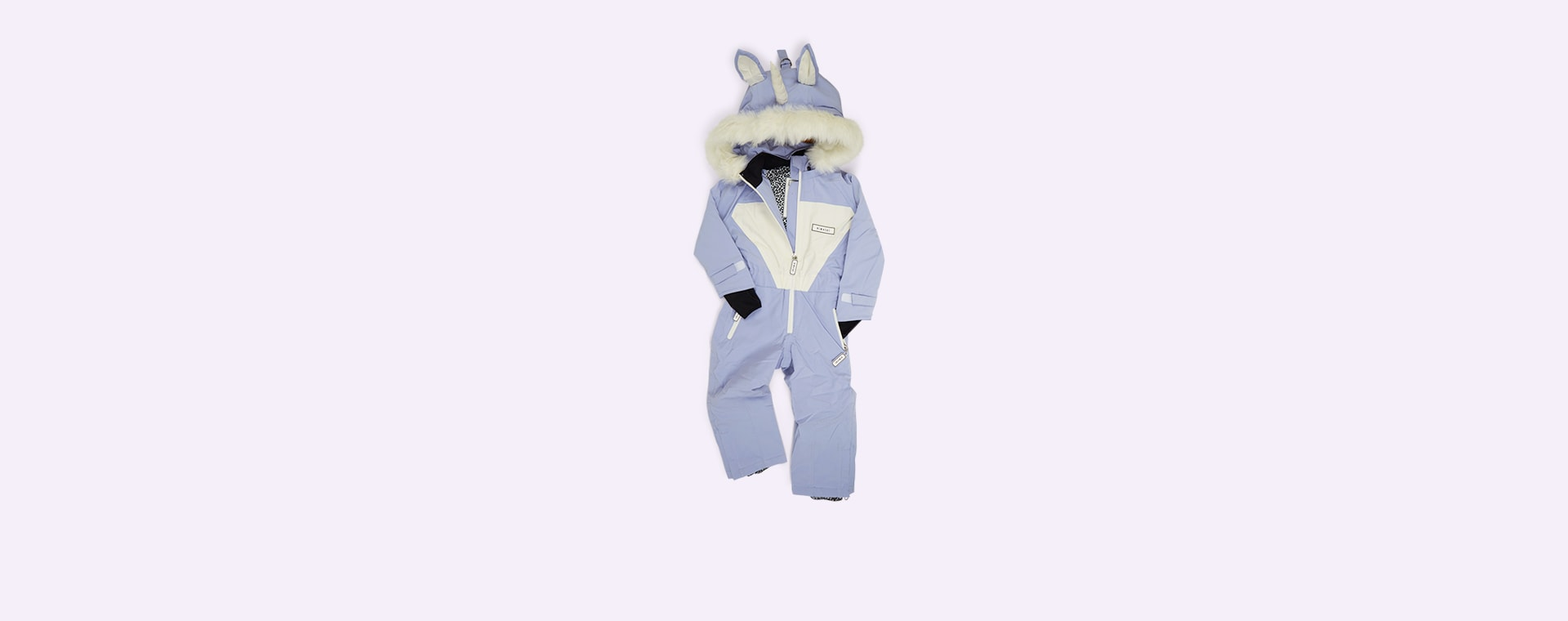 Sparkle dinoski Winter Suit