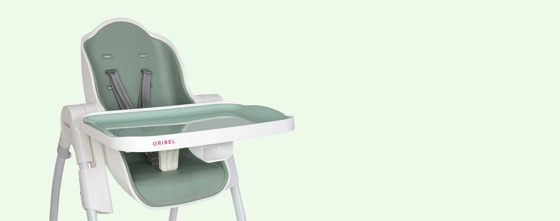Pistachio Oribel Cocoon Highchair