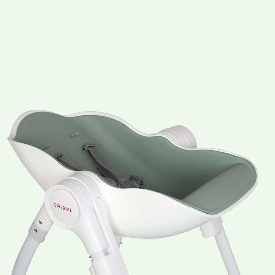 Pistachio Oribel Cocoon Highchair