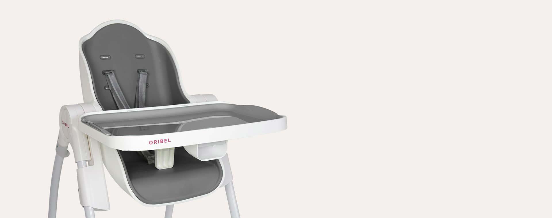 Slate Oribel Cocoon Highchair