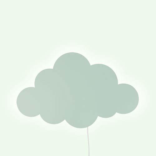 Mint Ferm Living Cloud Wall Light